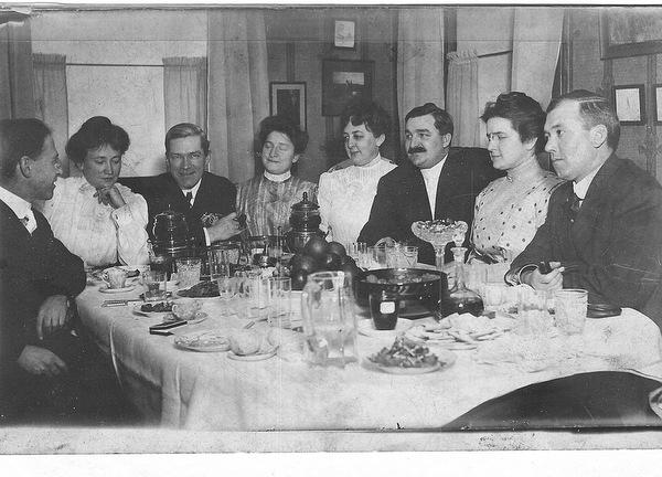 1909 Diner in New York City