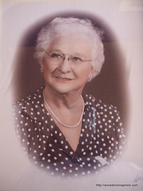 Vera Anderson (circa 1960)