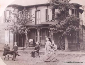 Stout Family Home in Killbuck, Ohio