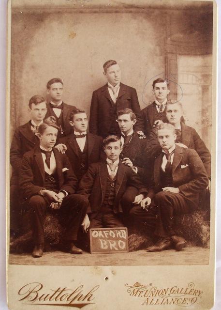 Ancestor William Stout