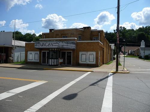 Duncan Theater, Source of Popcorn, Killbuck
