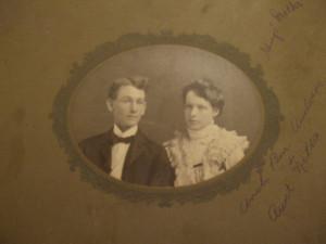 Ben and Nettie Anderson