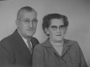 Bill and Sarah Anderson