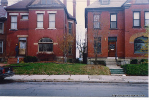 Franklin Avenue House became a boarding house.