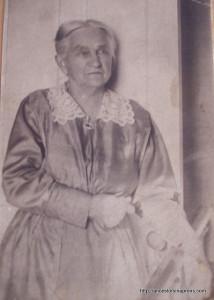Hattie Stout 1921