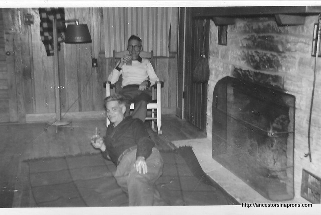 Cabin at Lake Hope, Ohio