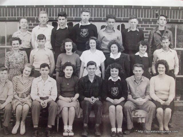 School Days in Killbuck