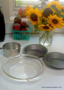 Mini pie plates