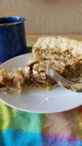 Grandma Badertscher's Raisin Nut Pie