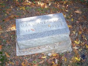Mary Brink Anderson