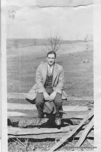 A dapper Bill Anderson