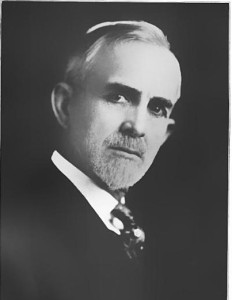 John Franklin Stout as shown in the Omaha history.