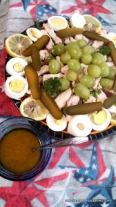 Salmagundi salad