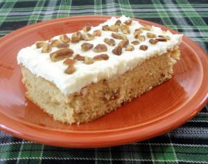 Aunt Pauline's Spice CAke
