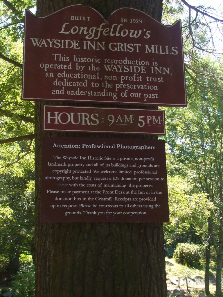 Old Mill, Wayside Inn