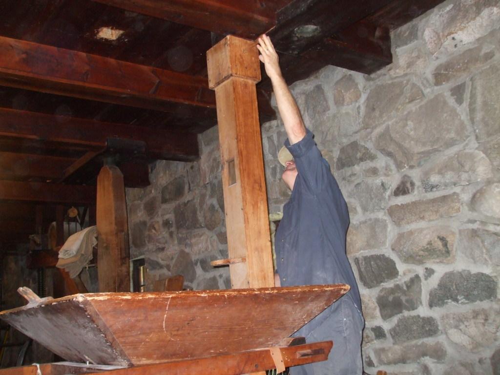 Wayside Inn Old Mill