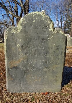 William Bassett Tombstone