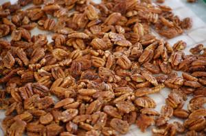 Norma Kaser's Spiced Pecan Recipe