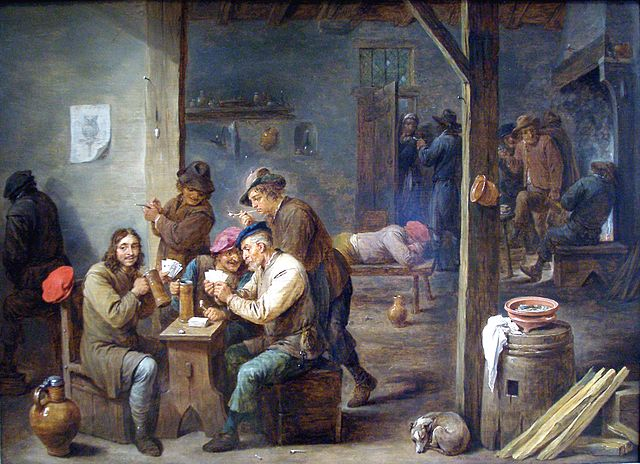 17th century tavern