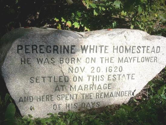 Peregrine White Homestead