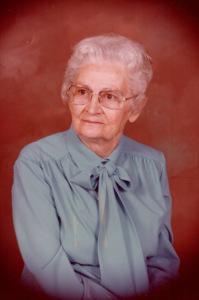 Harriette Kaser 1981