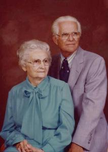 Harriette and Paul Kaser