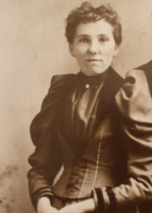 Mamie Butts Kaser mother of Catherine Sapp