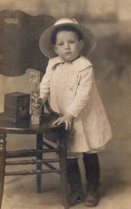 Baby Paul Kaser