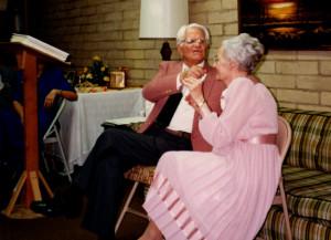 Paul and Harriette Kaser