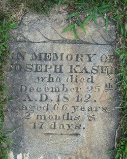 Grave of Joseph Kaser