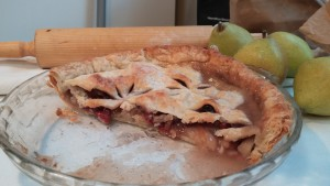 Pear Pie – Frozen filling