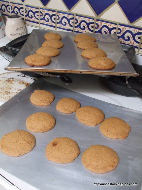 Amish Buttermilk Cookie