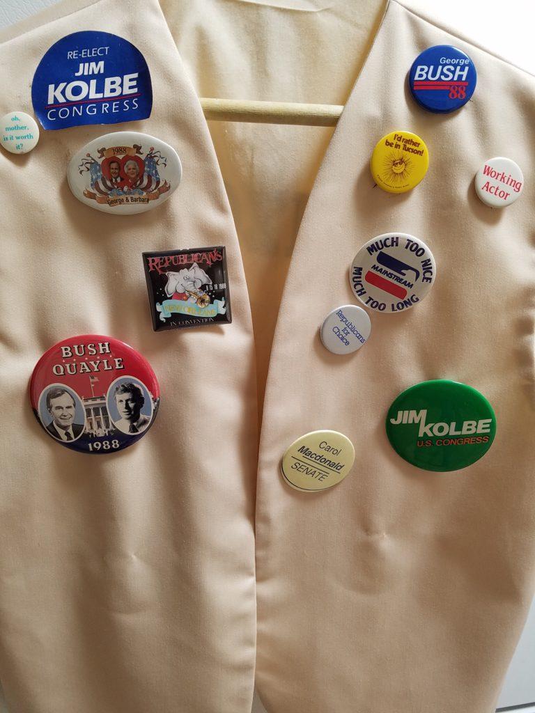 Republican Political Convention 1988