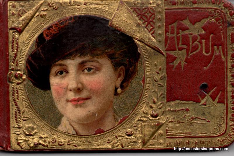 Maude Stout Autograph Book