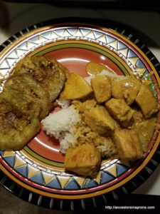 Colonial Butter Chicken
