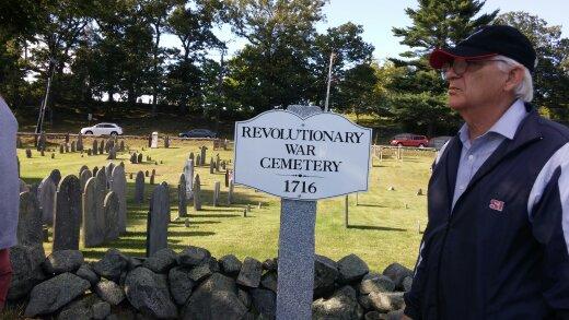 Sudbury Evolutionary War Cemetery