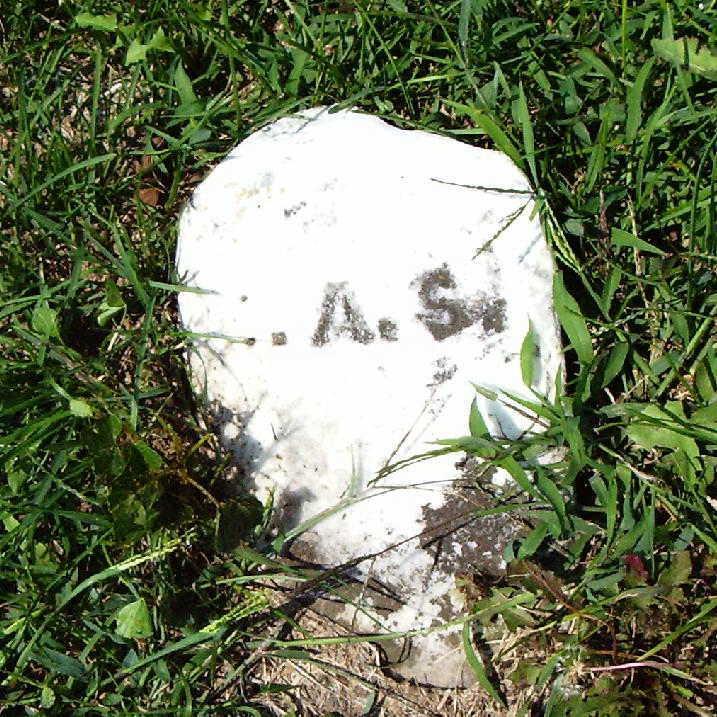 Aaron Stout gravestone